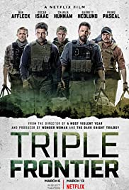Subtitles Triple Frontier - subtitles english 1CD srt (eng)